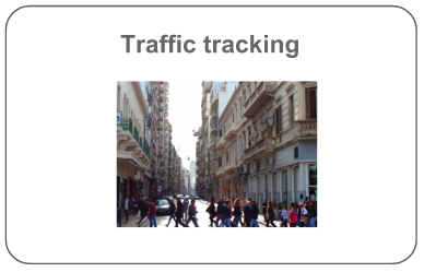 Traffic Tracking