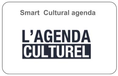 Smart Cultural agenda