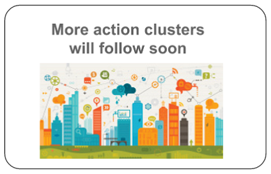 More action clusters